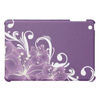 Delicate Purple Flowers  iPad Mini Cases