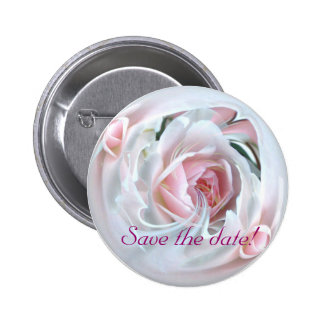 delicate rose in marble 2 button