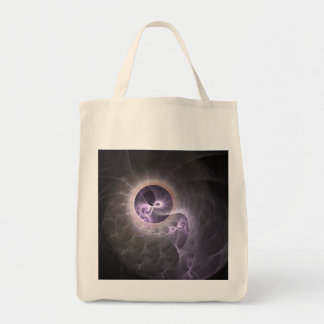 delicate shell canvas bag