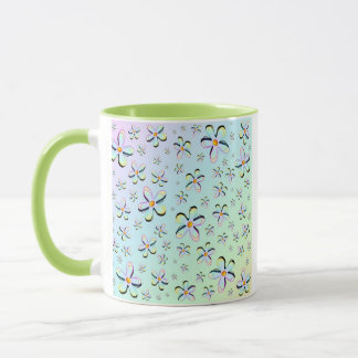 Delicate Spring Flowers Mug