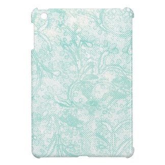 Delicate Tiffay Blue Lace Cover For The iPad Mini