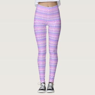 Delicate_Weave_Pink-Lavender-LEGGING'S_XS-XL Leggings