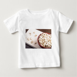 Delicious and healthy raw cashew nuts baby T-Shirt