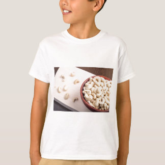 Delicious and healthy raw cashew nuts T-Shirt