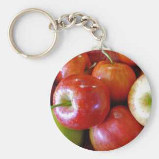 Delicious Apples Key Chain