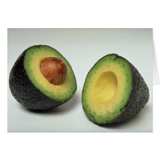 Delicious Avocado Card