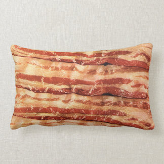 Delicious BACON pillow!! Throw Pillow