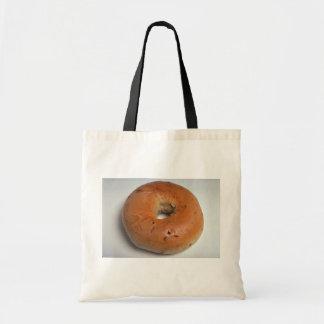 Delicious Bagel Canvas Bag