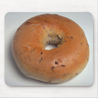 Delicious Bagel Mouse Pad