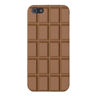 Delicious Bar of Chocolate  iPhone SE/5/5s Case