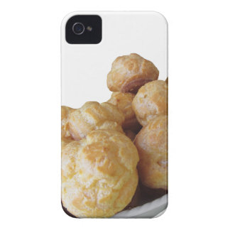 Delicious beignets iPhone 4 case