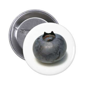Delicious Blueberry 2 Inch Round Button