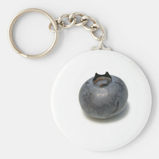 Delicious Blueberry Keychain