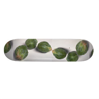 Delicious Brussel sprouts Skateboard Deck