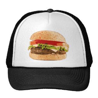 Delicious Burger Trucker Hat