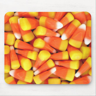 Delicious Candy Corn Mouse Pad