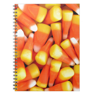 Delicious Candy Corn Notebook