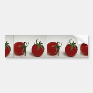 Delicious Cherry tomatoes Car Bumper Sticker
