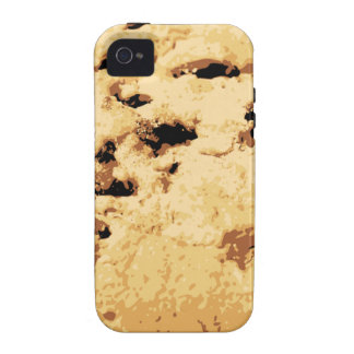 Delicious Chocolate Chip Cookie Vibe iPhone 4 Cases