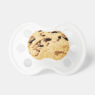 Delicious Chocolate Chip Cookie Pacifiers