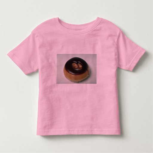 Delicious Chocolate-covered donut Tee Shirts