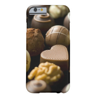 Delicious chocolate pralines barely there iPhone 6 case