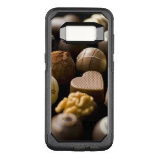 Delicious chocolate pralines OtterBox commuter samsung galaxy s8 case