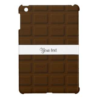 Delicious Chocolate Squares iPad Mini Covers