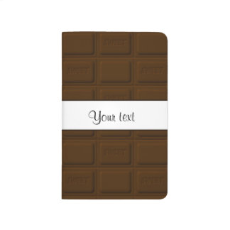 Delicious Chocolate Squares Journal