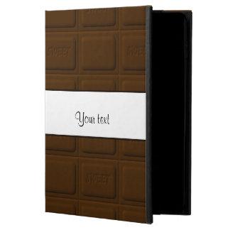 Delicious Chocolate Squares Powis iPad Air 2 Case