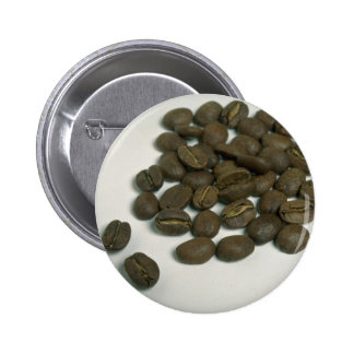 Delicious Coffee beans Buttons