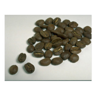 Delicious Coffee beans Post Cards