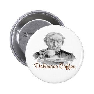Delicious Coffee Button