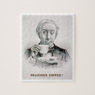 Delicious Coffee! Jigsaw Puzzle