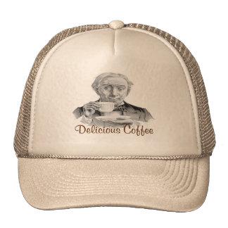 Delicious Coffee Trucker Hat