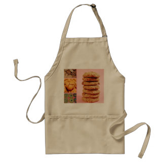 Delicious cookies on Apron