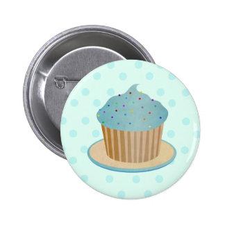 Delicious Cupcake 2 Inch Round Button