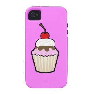 Delicious Cupcake Case For The iPhone 4