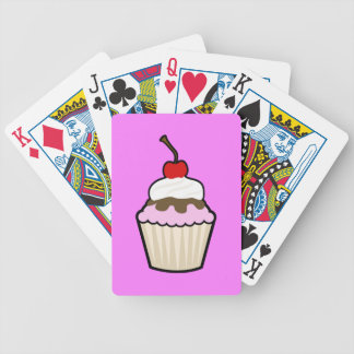 Delicious Cupcake Playing Cards