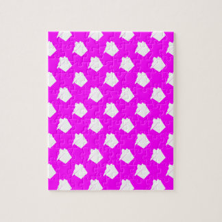 Delicious Cute Pink Cupcake Puzzle