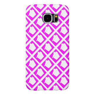 Delicious Cute Pink Cupcake Samsung Galaxy S6 Case