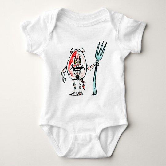 Delicious Deviled Egg Baby Bodysuit