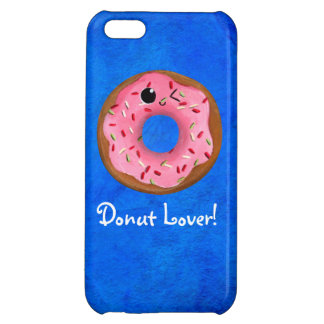 Delicious Donuts iPhone 5C Cover