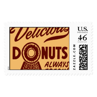 Delicious Donuts Postage
