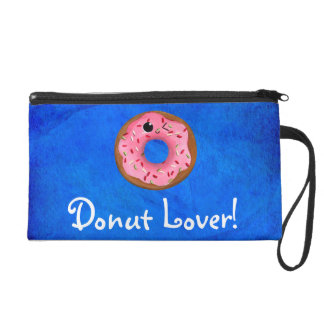 Delicious Donuts Wristlet Purse