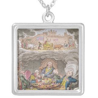 Delicious Dreams! Castles in the Air! Personalized Necklace