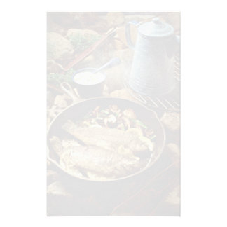 Delicious Fish fry Stationery