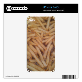 Delicious French Fries iPhone 4S Decal