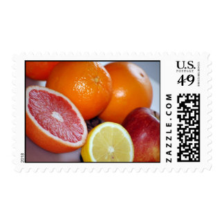 Delicious-fresh-fruits865 COLORFUL CITRUS FRUITS O Postage