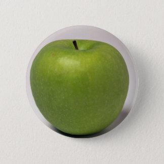 Delicious Green apple Pinback Button
